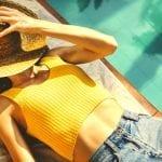 Summer Vacation Tanning